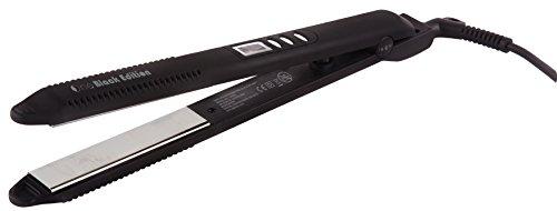 Plancha de Pelo Profesional Titanio Placa Fina One Black Edition (Negra) By AGV
