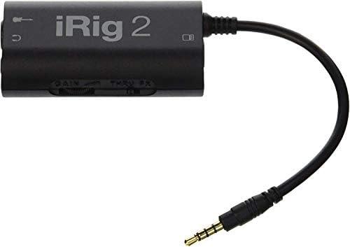 Adaptor audio iRig Guitar pentru iPhone si iPad adp001