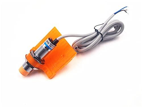LUOERPI Anet_A8 18mm_Soporte de Sensor de Montaje Trasero nivelación automática Sensor inductivo de Cama de construcción Reprap i3 D Piezas de Impresora