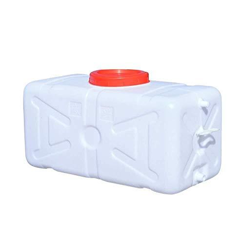 Cubo De Almacenamiento Cuadrado, Tanque De Almacenamiento De Agua Portátil De Gran Capacidad, Cubo De Plástico con Agua Contenedor De Agua, Tanque De Agua De Coche Agua Potable De Emergencia