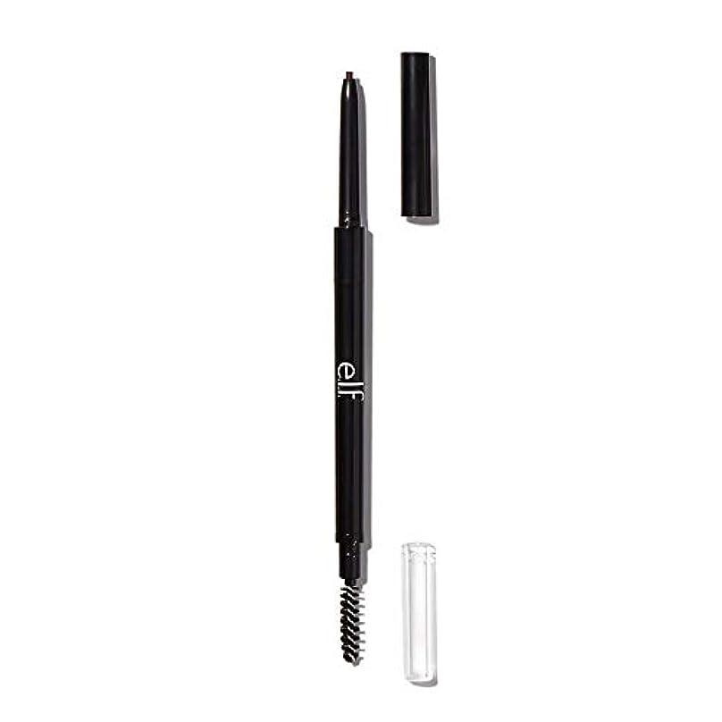 グループストライク偏心(3 Pack) e.l.f. Ultra Precise Brow Pencil - Brunette (並行輸入品)