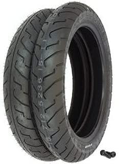 Shinko 712 Tire Set - Compatible with Honda CB750C CB900C - Tires and Valves