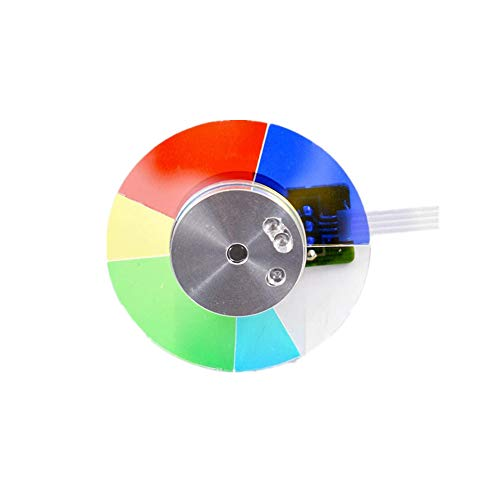 Projector Optoma Color Wheel for Optoma HD141X HD180 HD25 HD26 HD230X GT1080 Smart UF55 UF65