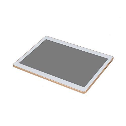 10.1 Pulgadas Quad Core 3G HD Llamada telefónica Tarjetas SIM duales RAM 2G + ROM 32G Wi-Fi Tablet PC para Android 6.0 Sistema operativo - Blanco