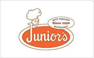 Junior's Restaurant & Cheesecake Gift Card