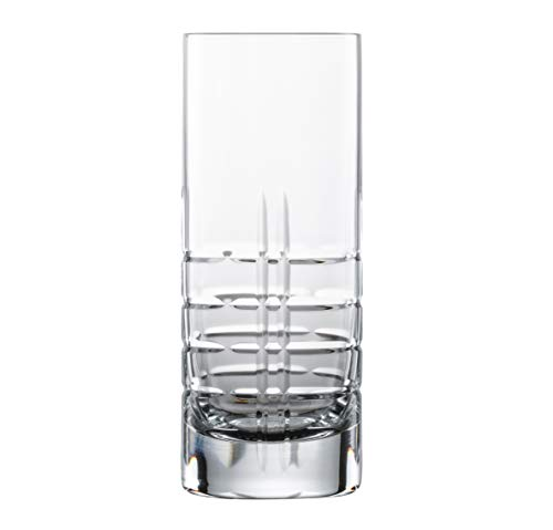 Schott Zwiesel Basic Bar Selection Longdrinkglas, Tritan Kristalglas, Transparente, 6.1 cm, 2