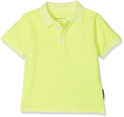Noppies Noppies Baby-Jungen B Polo ss Miami Poloshirt, Grün (Fluor Green C283), 56