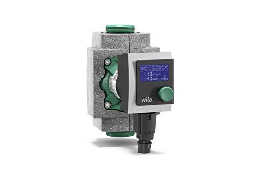 Wilo-Stratos PICO plus 25/1-4, Hocheffiziente Heizungspumpe, Nassläufer-Umwälzpumpe, Baulänge 180mm