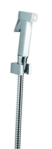 Amazing Deal ME Handheld Toilet Bath Brass Bidet Diaper Shower Spray Sprayer Faucet Chrome