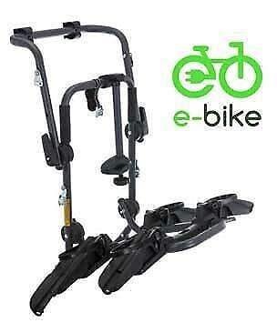 Fahrradträger für Hinterrad, Peruzzo Pure Instinct, 2 Fahrräder, kompatibel mit Opel Corsa von 2010 bis 2018, max. 45 kg, auch für eBike und Fat Bike, zugelassen