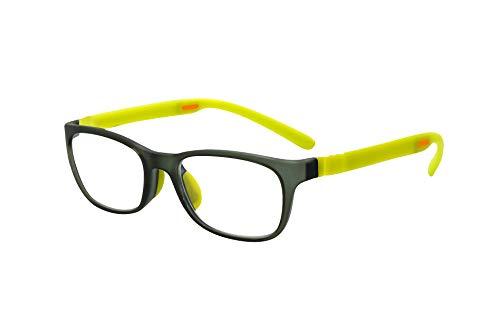 FLOAT READING フロート リーディング (老眼鏡) テンプル(腕)のカラーを選べる グッドデザイン賞受賞のオシャレな老眼鏡 鯖江企画 驚きの掛け心地 首にも掛けれる ブルーライトカット 超軽量 モデル:クラウド (クラウド + ライム, 度数+