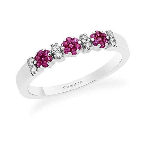 anello donna gioielli Comete Girasole elegante cod. ANB 2275