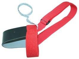 Best Price Square Heel Grounder, Hook and Loop, 1MEG, Each 068-0003 by MULTICOMP
