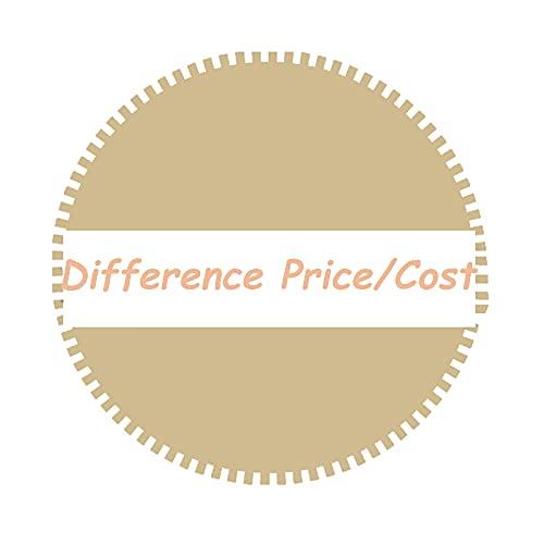 Diferencia Precio/Costo de Saldo Su Orden