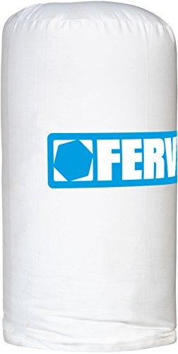 Filterzak van katoen voor stofzuiger Ø 370 H 590 Fervi en Merk compatibel met Fervi 0756/F