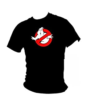 Men's Ghostbusters 1984 Logo T-shirt, Glow in the dark, S to 3XL