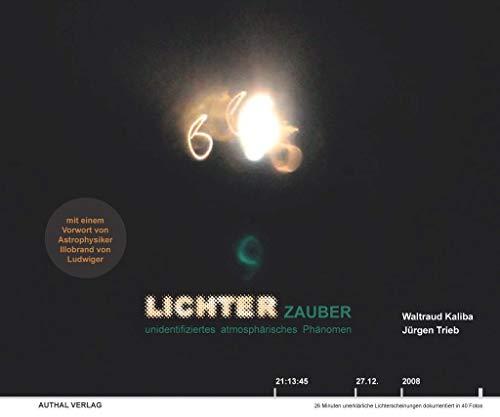 LichterZauber: UAP unidentifiziertes atmosphärisches Phänomen
