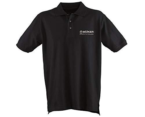 Boker Tree Brand 5.11 Black Cotton X-Large Polo Shirt