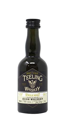 Teeling Whiskey Co. - Single Malt Miniature Irish - Whisky