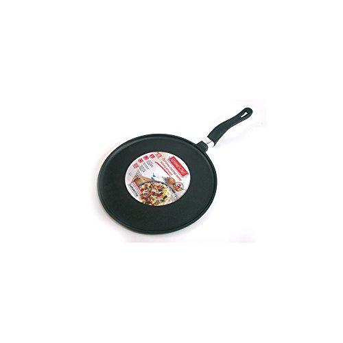 HOME 3528 Crepiera Antiaderente Granchef Un Manico Cm28 Pentole Cucina