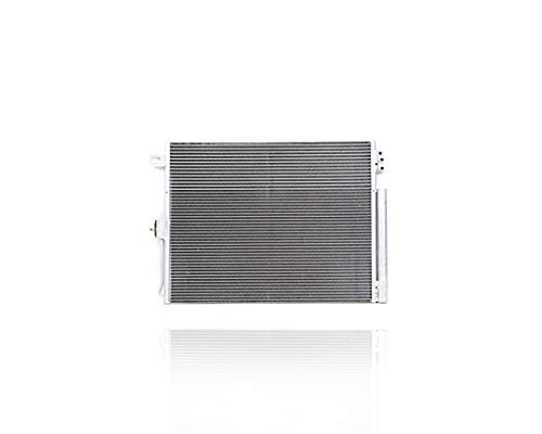 A/C Condenser - Cooling Direct : For/Fit 3893 Jeep Grand Cherokee Dodge Durango w/Transmission Oil Cooler w/Receiver & Drier