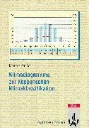 Klimadiagramme zur Köppenschen Klimaklassifikation