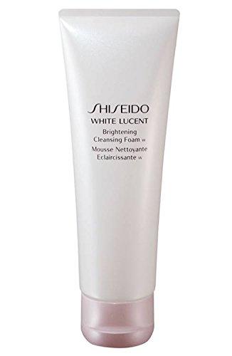 Shiseido White Lucent Brightening Cleansing Foam