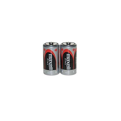 Maxell Super Ace R14 Single-use battery C Cloruro di zinco 1,5 V