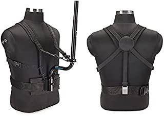 CAMTREE Flycam Comfortable Body Pod Vest Support For Flycam 5000, 3000, Nano & Dslr Nano Handheld Camera Steadycam Stabili...
