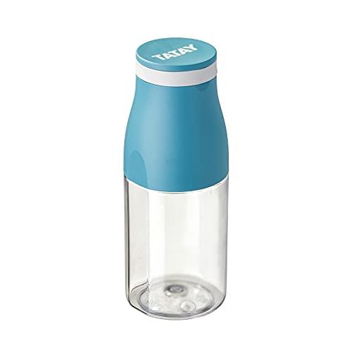 Tatay Botella Urban Drink de 400ml, Hermética, de Tritán, Libre de BPA, Resistente a Rotura, No deja Sabor ni Olor, Apto Lavavajillas y Microondas, Color Ocean