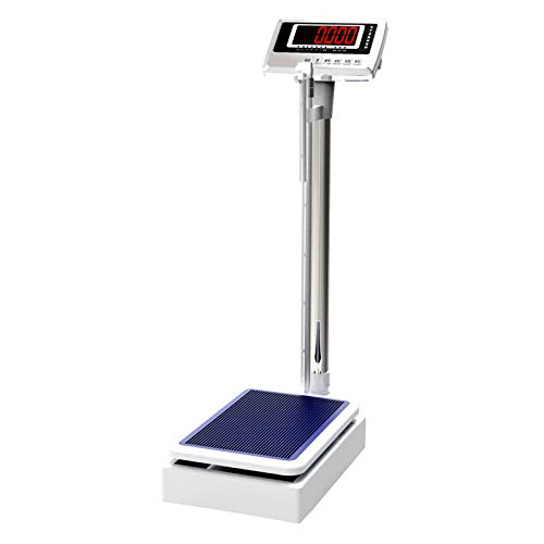 LIUU 440lb Height and Weight Scale,Digital Scales for Body...