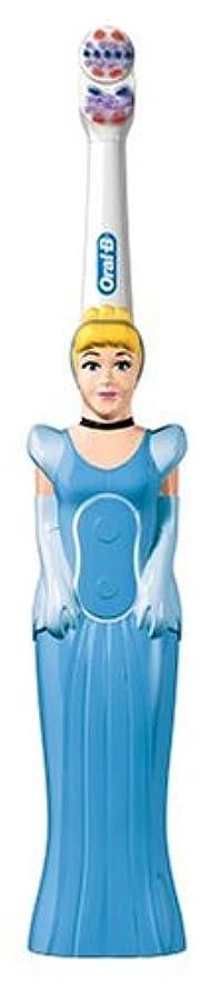 数学者指スコアOral-B Pro-Health Stages Power BRUSH Disney Magic Timer Princess
