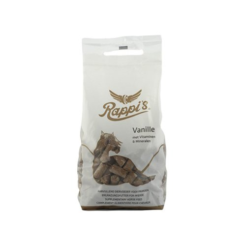 RAPIDE Rappi's - Vanille - 1 kg