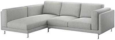 Amazon.com: Ikea Cover for 3-seat sectional, right, Tallmyra ...