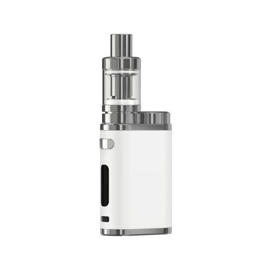AMDIA 灰皿・喫煙具 ホワイト iStick Pico(本体):4.5×2.3×7.05cm、MELO III Mini(アトマイザー):φ2.2×5.5cm 1082085