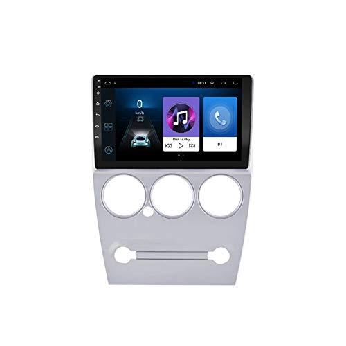 MGEM Radio De Coche Bluetooth con Pantalla Táctil 1080P De 9 Pulgadas, para Citroen C-Elysee 2008-2013 Autoradio Soporte Control del Volante Am FM/USB/AUX Reproducción/GPS,Octa Core,4G WiFi 4+64