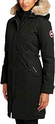 334 Luxury Canada Daunenjacke Sweater Goose Damen Kensington Parka Feather Winterjacke Schafffell Jacke Kapuze