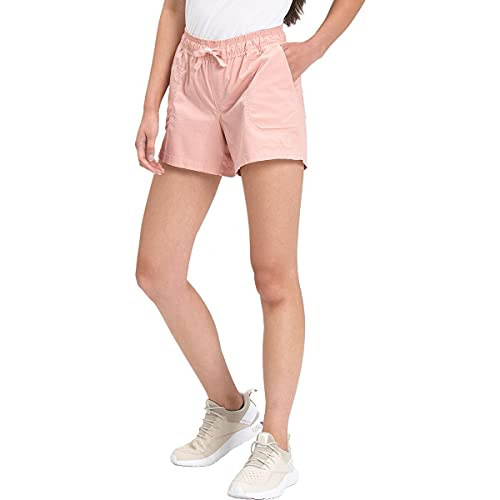 The North Face Women's Motion Pull-On Short, Evening Sand Pink, XXL-LNG
