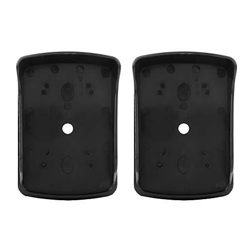 Zugangskontrollgehäuse für Tastaturcontroller Zugangstürklingel Wind- und Regenschutz (2 STÜCKE)