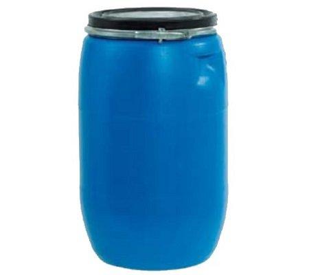 PLASTICOS HELGUEFER - Bidon 120 litros Cierre Ballesta