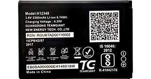 jacksunspareparts 2300mAh Model No H12348 Battery for Jio Wifi Dongle M2S Jiofi2 Wireless Router