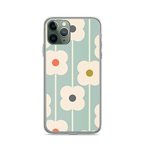 Phone Case Orla Kiely Compatible with iPhone 6 6s 7 8 X Xs Xr 11 12 Pro Max Mini Se 2020 Scratch Anti