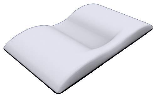 Almohada antironquidos Anti-apnea Anti-envejecimiento Fitini.com cojín ortopédico - se Incluye una aplicación App para Reducir la apnea del sueño