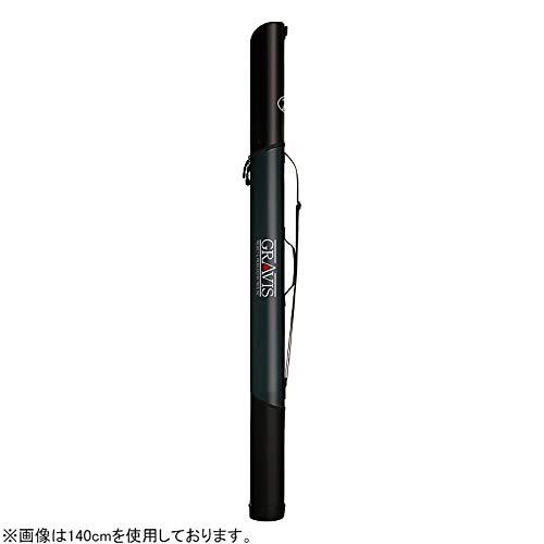 プロックス ロッドケース (PROX) グラヴィススーパースリムロッドケース PX692180K ブラック 180cm