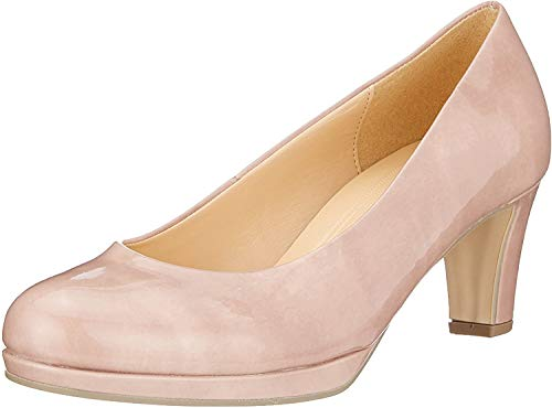 Gabor Shoes Damen Fashion Pumps, Mehrfarbig (Antikrosa), 41 EU