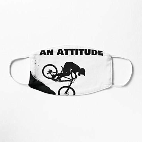 Mountain Bike Downhill Attitude Descent Mask