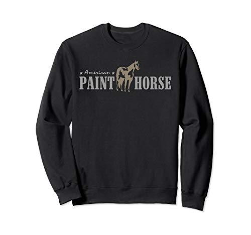 American Paint Horse Shirt - Westernreiten Pferderasse Sweatshirt