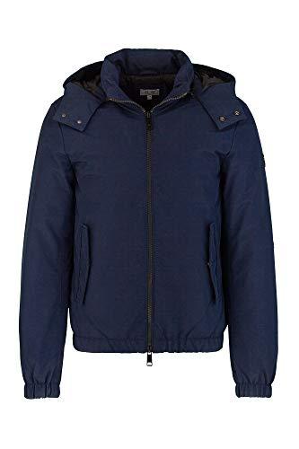 Armani Jeans Daunenjacke, Farbe:blau, Größe:48