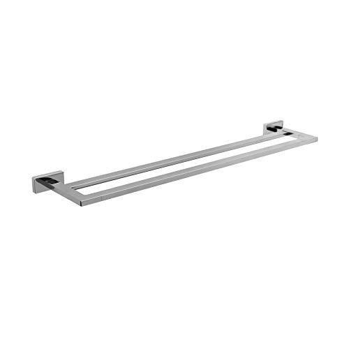 INDA Handtuchhalter 2 Serie Lea Art.A1819-50 cm, chrom
