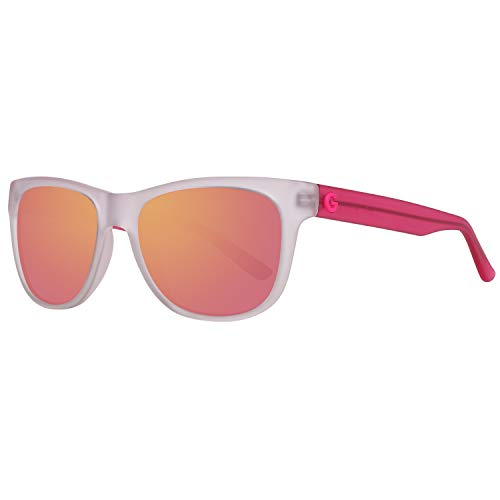 Guess Sonnenbrille GG1127 26U Gafas de sol, Blanco (Weiß), 56.0 Unisex Adulto